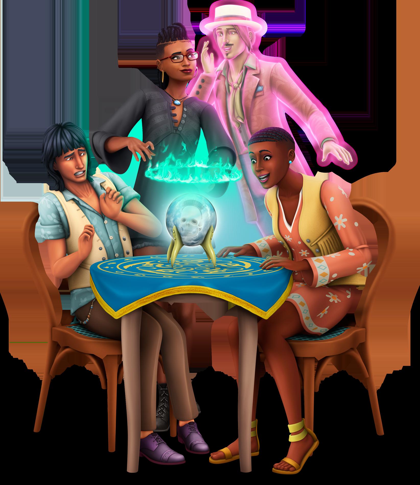 The-Sims-4-Paranormal-Stuff-Pack-License-Serial-Keys