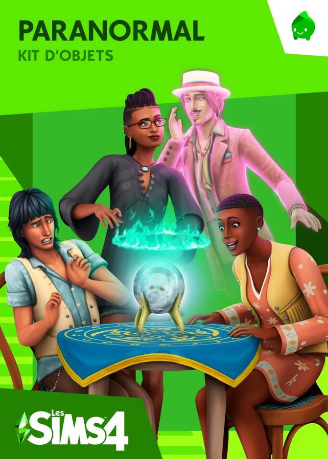 Les-Sims-4-Paranormal-cle-de-licence