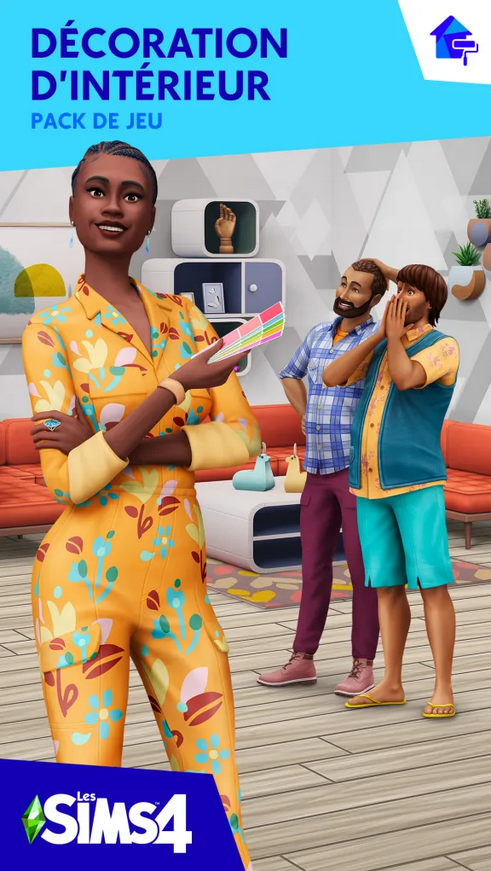 Les-Sims-4-Decoration-d-interieur-